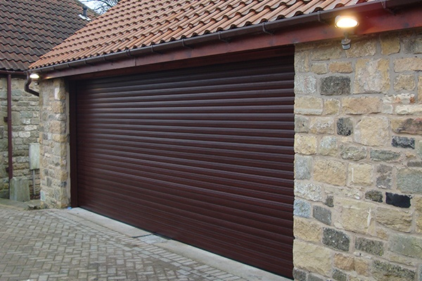Fox Garage Doors Domestic Remote Controlled Roller Shutters