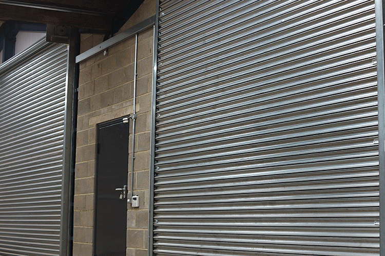Fox Doors ... & Emergency Shutter Repairs Leeds | 24 Hour Service | Fox Doors Ltd