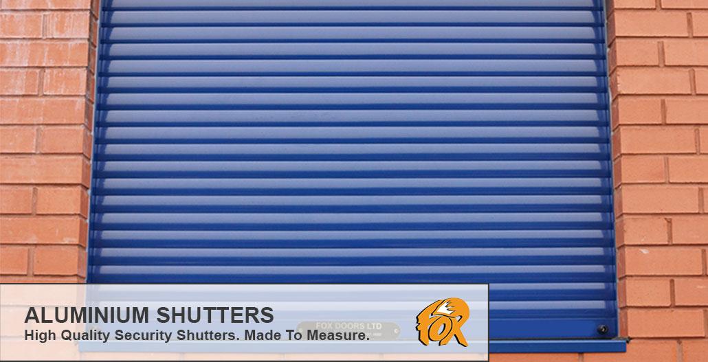 Aluminium Roller Shutters